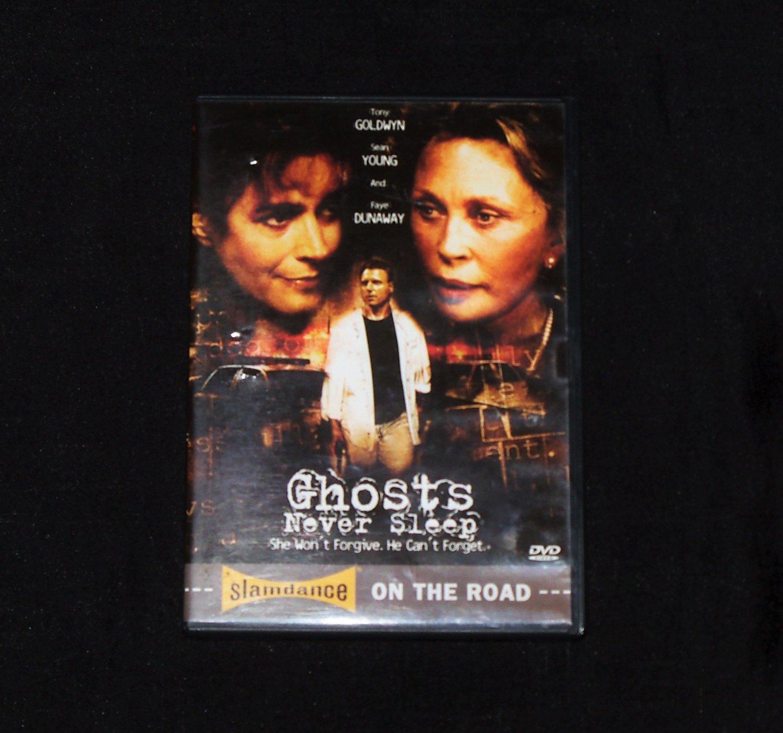 Ghosts Never Sleep DVD