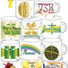 Christian Mug Transfers Gifts