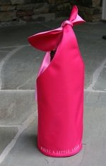 Fine Whines Bow Bag  - PINK