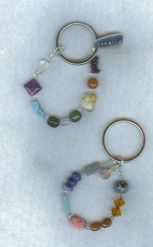 Chakra Balancing Key Chain