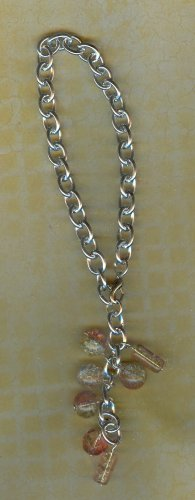 Pink Bubble Rearview Mirror Dangle