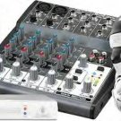 Behringer Xenyx 802 Mixer Pack