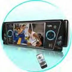 CVEZJ-6044 Car DVD Player - 4inch