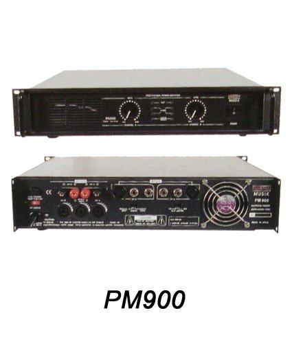 PA900  Max output:45W+450W RMS