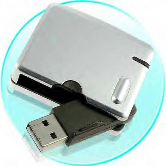 Foldable Flash Harddisk - 4GB