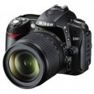 Nikon D90 Digital SLR Camera with AF-S DX Nikkor 18-105mm