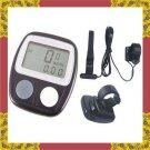 13 Function LCD Bike Computer Speedometer Odometer