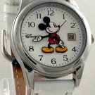 Wemen's White  Mickey Mouse Nurse Watch