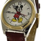 Women's Mickey Mouse Watch Gold & Silver