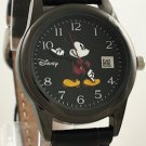 Women's Black Mickey Mouse Watch