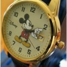 "Men's ""Gold Mickey Mouse Watch"