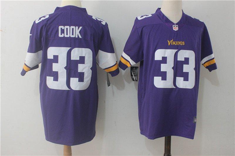 c981f41c653 Dalvin Cook  33 Men s Minnesota Vikings Limited Player Jersey Purple ...