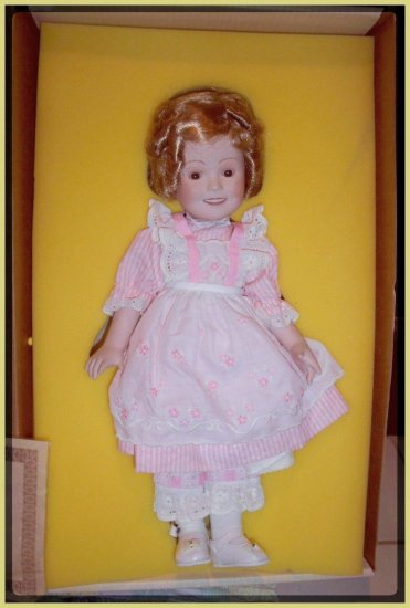 Collectible Shirley Temple by Ideal Vintage Doll
