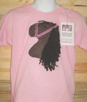 Horse*itZ Shirt Medium (6-8) CUSTOM
