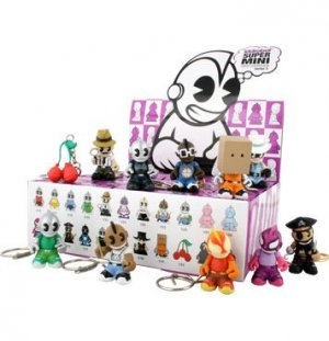 Kidrobot Super Mini Keychain Series 3
