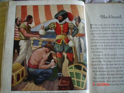 Book of Pirates by E. Mikovaro