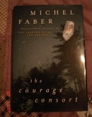 The Courage Consort by Michel Faber (Three Novelias)