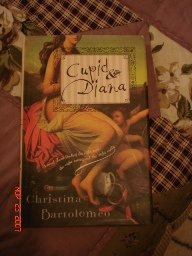 Cupid & Diana by Christina Bartolomeo