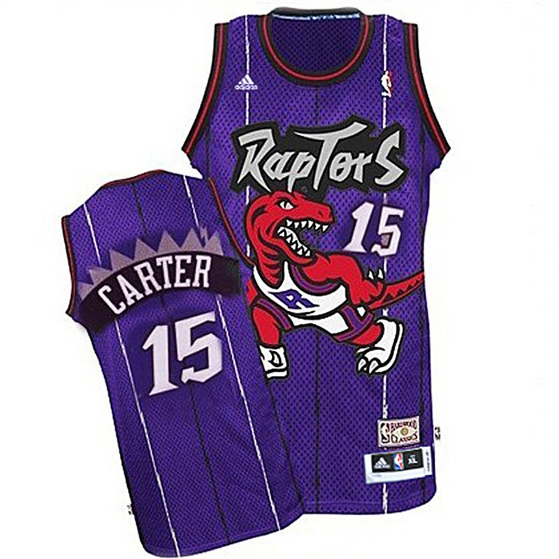 e0d69dbe0 Youth Toronto Raptors Vince Carter Purple Jersey