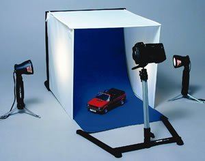 American Recorder Photo Studio in a Box