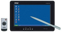 Pyle PLHR9TSB 9.2'' Headrest TFT-LCD Monitor w/VGA Input & Touch Screen Capabilily