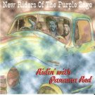 "Music CD Rock  New Riders of the Purple Sage ""Ridin' with Panama Red"" $3.00 shipping included"