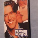 NINE MONTHS DVD   $3.00 shipping included