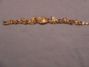 Bracelet Noah's Ark. Goldtone $4.97 shipping included