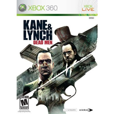 Xbox 360: Kane and Lynch: Dead Men New and Factory Sealed