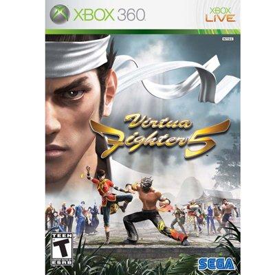 Xbox 360: Virtua Fighter 5  New