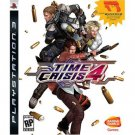 New Sealed PS3 Time Crisis 4 With Guncon