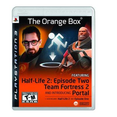 New Sealed PS3 The Orange Box