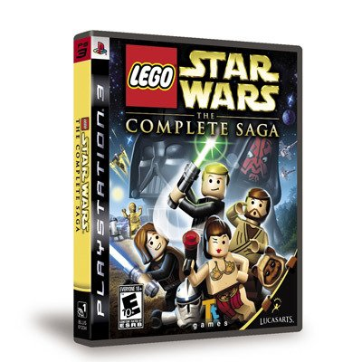 New Sealed PS3 LEGO Star Wars: Complete Saga
