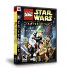 New Sealed PS3 LEGO Star Wars: Complete Saga