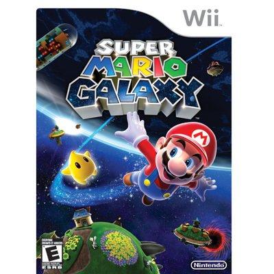 New Super Mario Galaxy Nintendo Wii