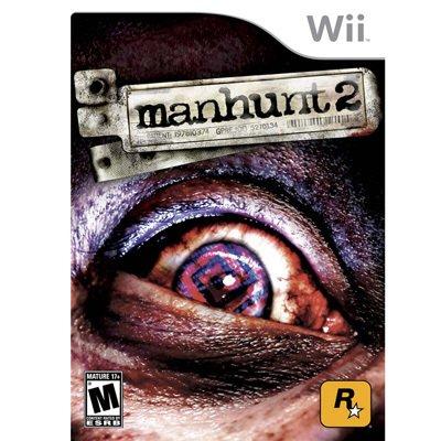 Manhunt 2 Nintendo Wii