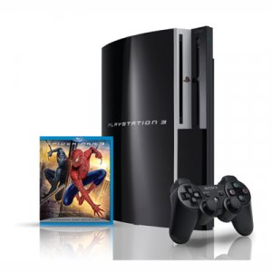 New Sony Playstation PS3 40GB Spider-Man 3 Bundle Includes Assassin's Creed PS3