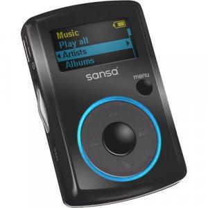New SanDisk Sansa Clip 2GB - Black