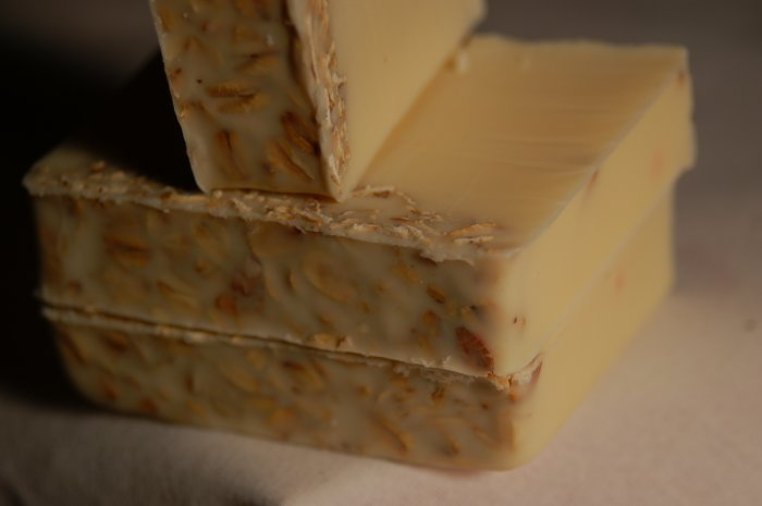 Mango Fusion Oatmeal Soap Bar 4oz.