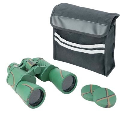 SPBC1050/00: Magnacraft 10X50 Camouflage Binocular with Carrying Case