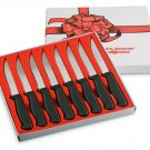 CTCS8/00: Chef's Secret 8pc Steak Knife Set