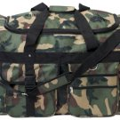 LUXLTIC/00: Extreme Pac With Invisible Camo Pattern Polyester Tote Bag