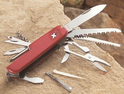 SKA13: Royal Crest Camper/Outdoors 16 function Knife-Great for Incentives/Rewards