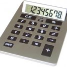 "HHCALXLG/00: Mitaki Japan HUGE 8"" x 11"" Jumbo Calculator: Great for Person w/ Arthritis/Poor Vision"