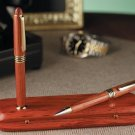 GFWPP/00: Alex Navarre Hanover Collection Rosewood Pen and Pencil Set
