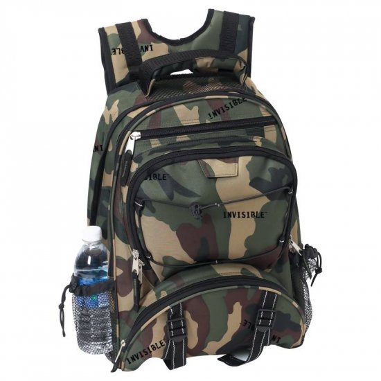 """LUDUFIC/00: Extreme Pak� with Invisible� Camo 39"""" Duffle Bag"""
