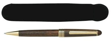 SPECIAL: GFWWP/00: The Hanover Collection by Alex Navarre-Walnut Wood Ballpoint Pen