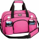 "LUSDPK18/00: Extreme Pak Ladies' 18"" Pink Sport Duffle Bag"