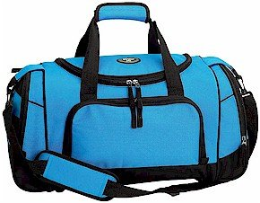 LUSDBL21/00: Extreme Pak 21� Blue Sport Duffle Bag