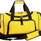 "LUSDYW21/00: Extreme Pak 21"" Yellow Sport Duffle Bag"